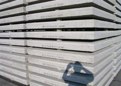 Stelcon® N-plaat 200x200x016 zonder hoeklijn