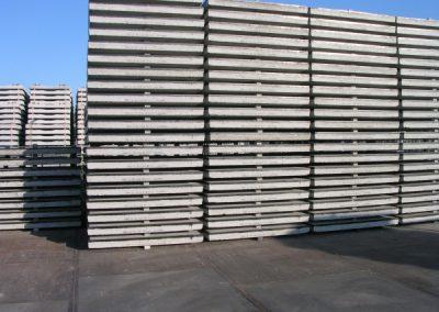 Stelcon® N-plaat 200x200x014 met hoeklijn