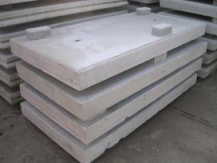 Industrieplaat 200x100x014, 15 ton aslast, zonder hoeklijn, enkel net, glad/stroef