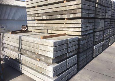 Industrieplaat 300x120x012, 12 ton aslast, zonder hoeklijn, enkel net, glad/stroef