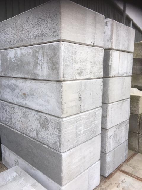 Stapelblokken partij nieuwe B keus 160x80x40