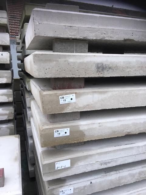 100 stuks Industrieplaten 200x100x014 zonder hoeklijn, nieuw, dubbel net, stroef